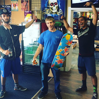 march madness winner skateboard orlando