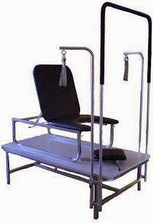 Camilla silla parto vertical agarraderas colores negro azul celeste