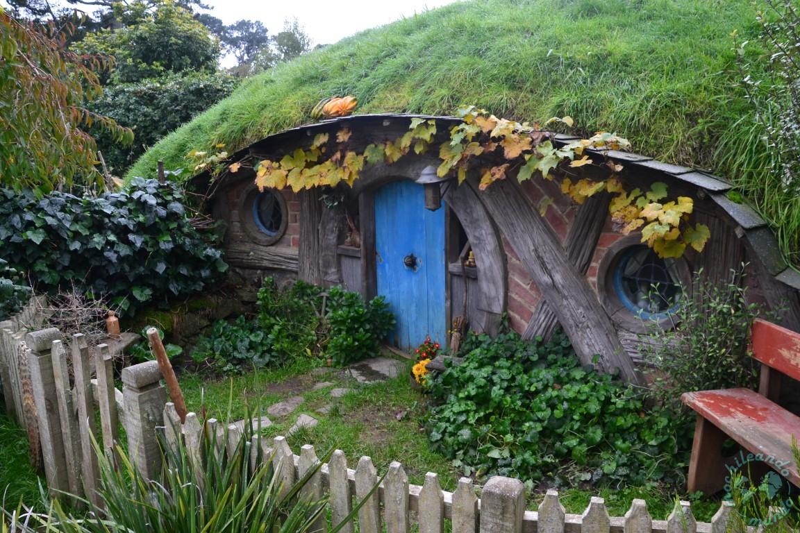 Hobbits por un dia - La casa de los hobbits ...