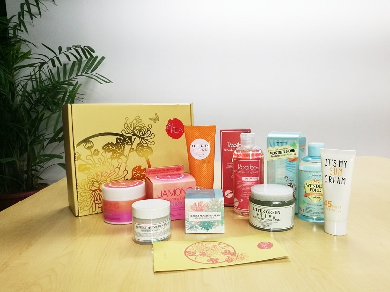 Althea's Anti Pollution Kit is a Must to Your Beauty Table