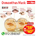 Osmanthus Mask - Set of 60pcs - Kedai Online Paling Murah
