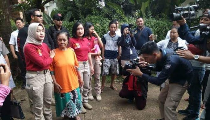 Polresta Depok dan Polsek Pancoran Mas Gelar Pra Rekonstruksi Pembunuhan Bayi 3 Bulan