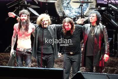 Band Rock Terbaik Dunia