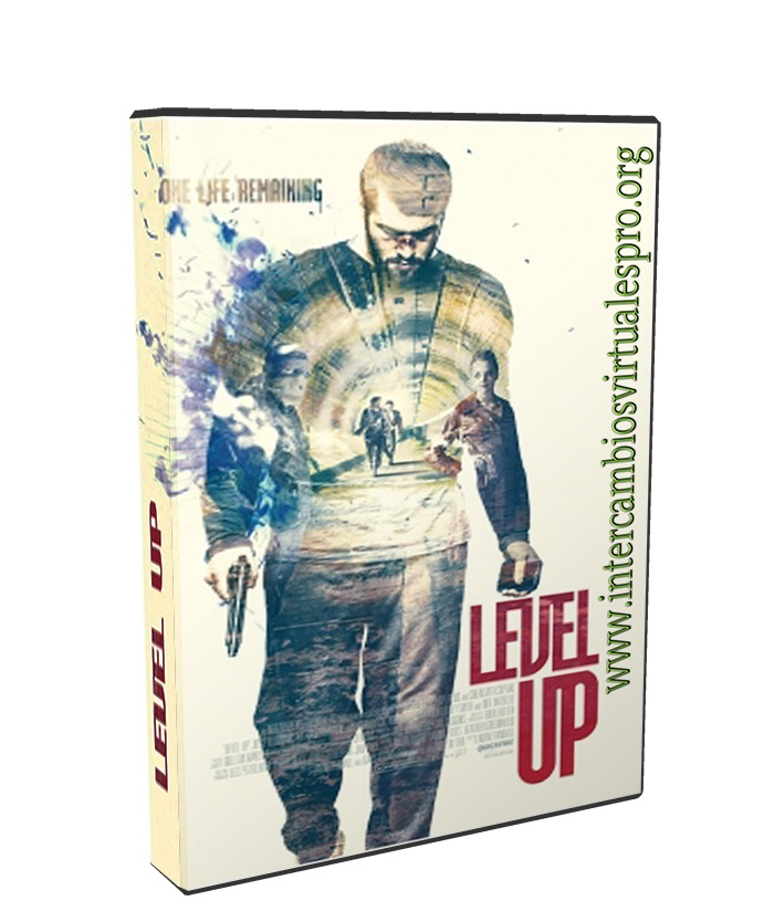 Level Up 2016 poster box cover