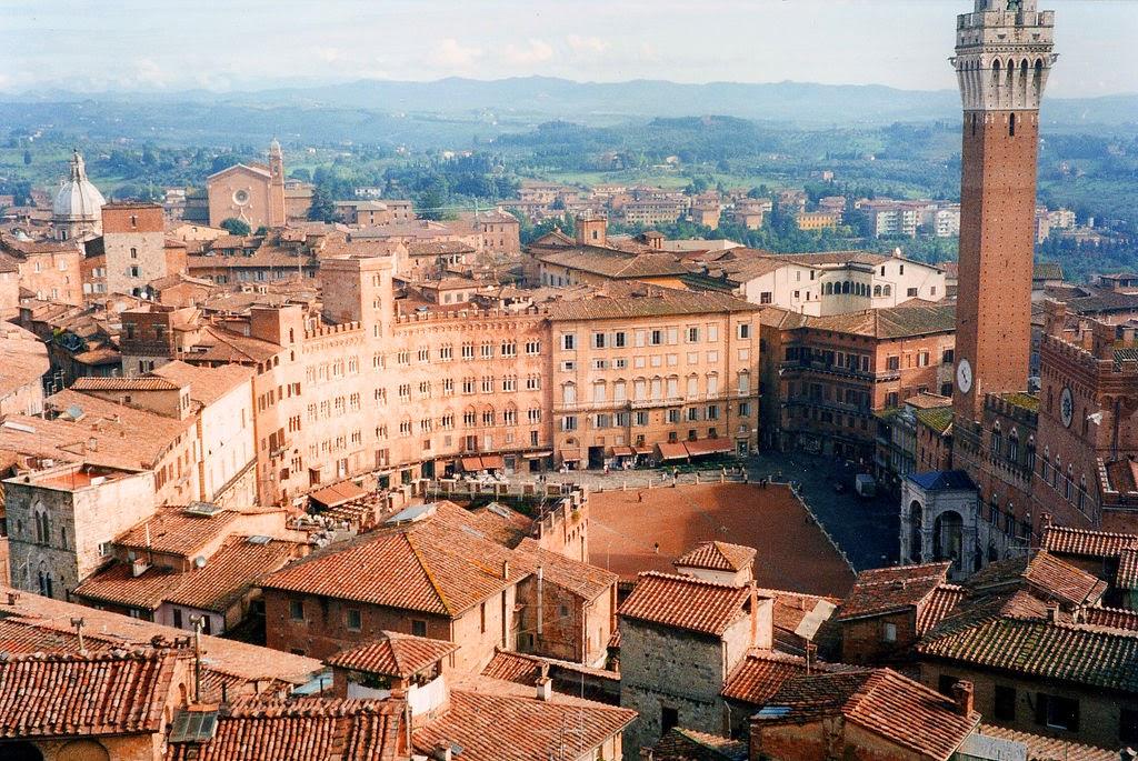 Capper - Guia de Siena em português