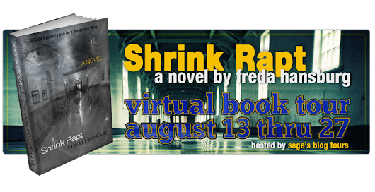 Interview with author Freda Hansburg (Shrink Rapt)