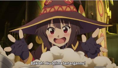 Kono Subarashii Sekai ni Shukufuku wo! S2 Episode 3 Subtitle Indonesia