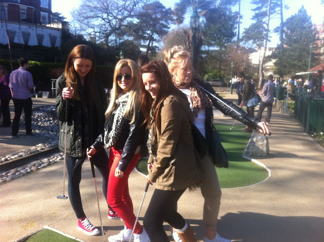 Bournemouth Crazy Golf