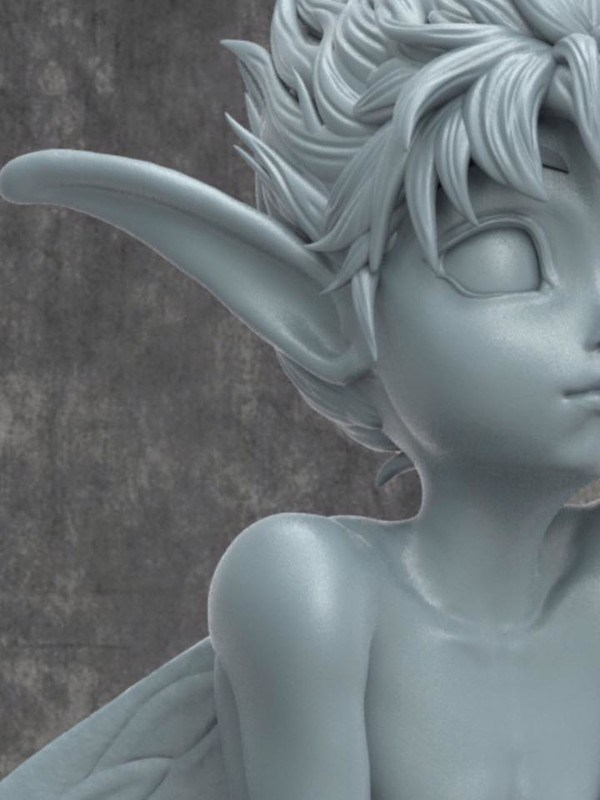 "Preview de Puck de ""Berserk"" - Prime 1 Studio"
