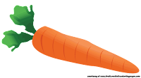 carrot clip art royalty free