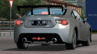 Download Scion FR-S Forza by EFArt ets2