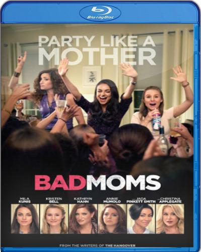 Bad Moms [2016] [BD25] [Subtitulado]