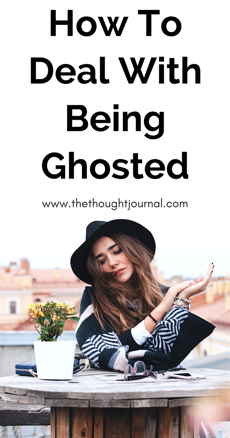 Ghosting on someone youre dating my daughter 1