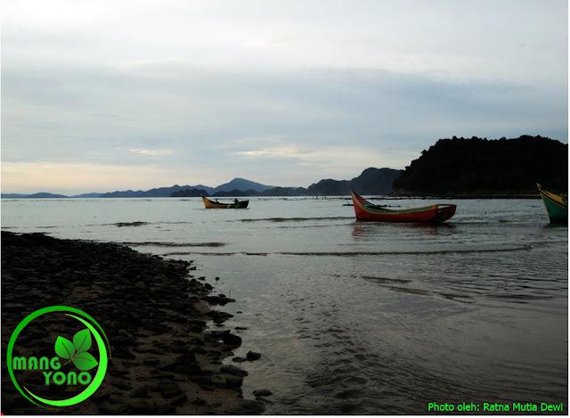 Perahu di Lhokseudu. Photo oleh: Ratna Mutia Dewi