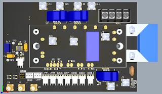 IGBT Module For PMSM drive control (ชุดอินเวอร์เตอร์จาก PIM Module)