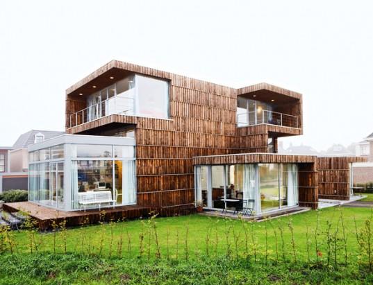 Madbel 30 La Maison Gomme _ 2012 Architects