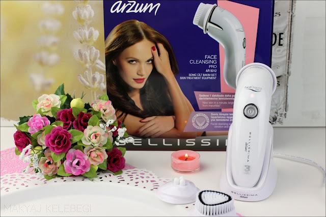 Arzum Bellissima Yüz Temizleme Cihazı Kullananlar
