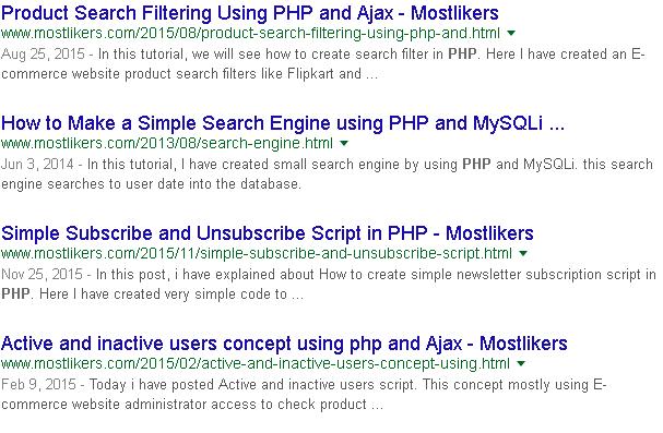 Keyword search google image