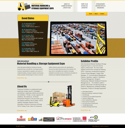 Material Handling & Storage Equipment Expo