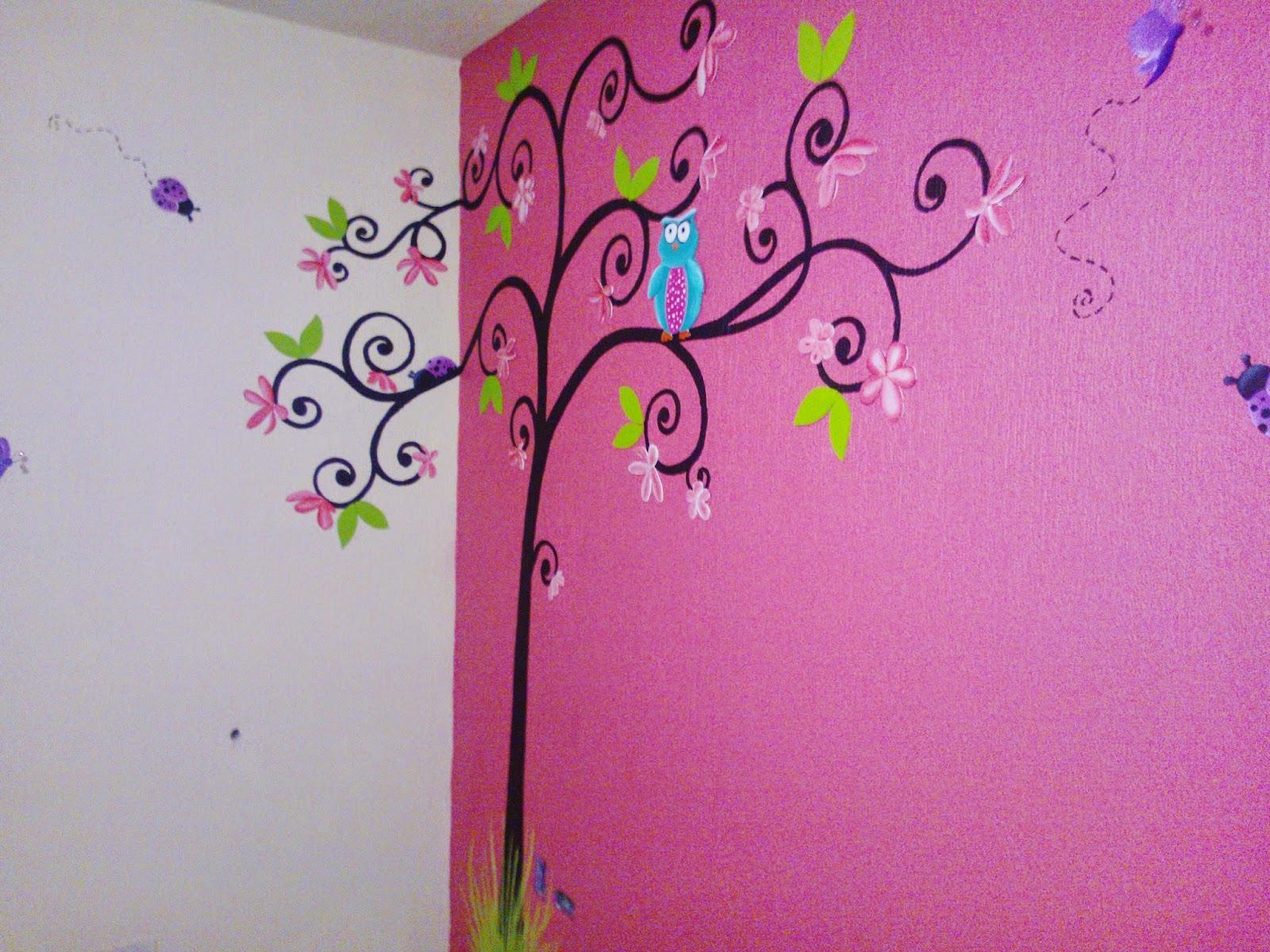 Murales infantiles 01 24 15 for Murales infantiles nina