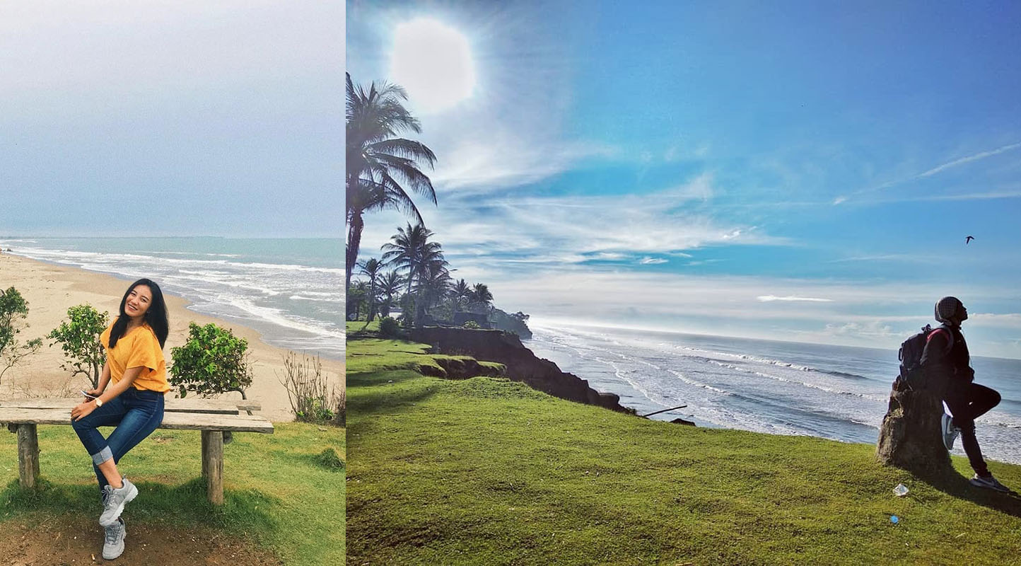 Wisata Pantai Padang Betuah Bengkulu Tengah