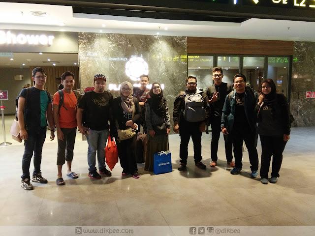 Pengalaman Bermalam Di Plaza Premium Lounge KLIA2