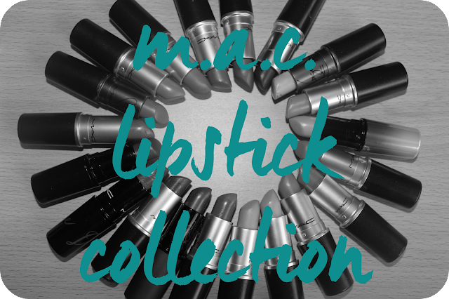 M.A.C. Lipstick Collection