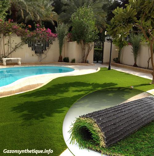 Bien choisir sa pelouse synthétique pour piscine