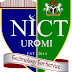 National Institute of Construction Technology Admission List for 2018/2019 Academic Session is Out Online and How to Check