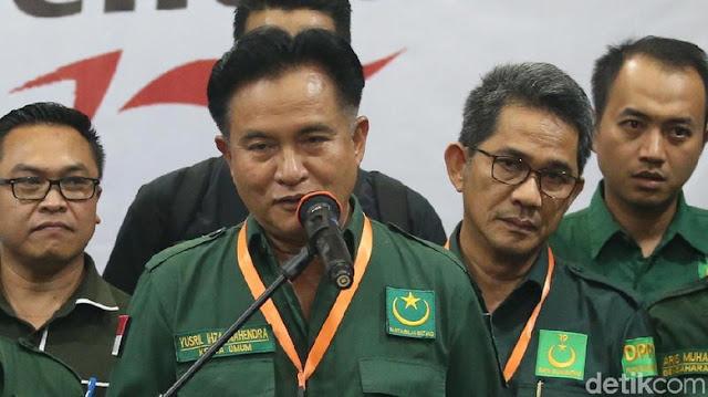 Membaca Manuver Yusril Dekati Jokowi