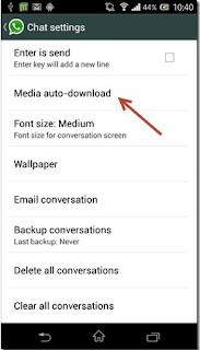 Tips Ampuh Agar Whatsapp Tidak Menghabiskan Memory HP