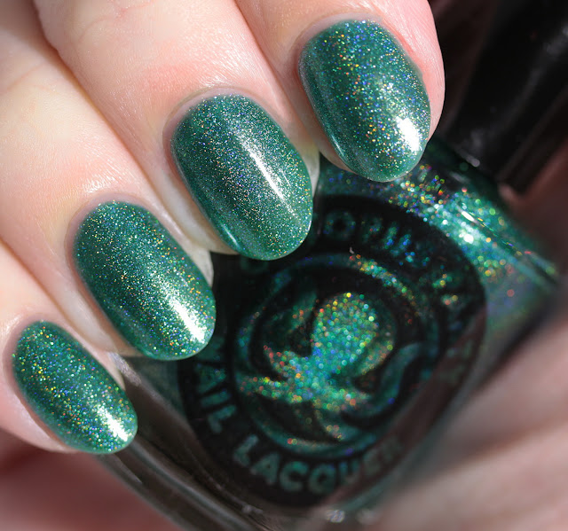 Octopus Party Nail Lacquer Apnea