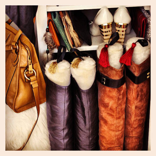 fall boots, diy boot stuffers