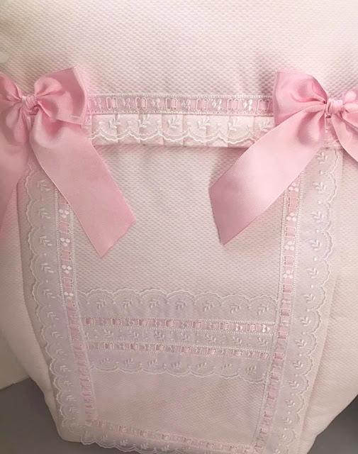 saco bugaboo donkey rosa organza