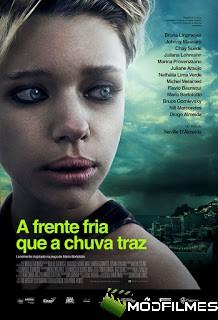 Capa do Filme A Frente Fria que a Chuva Traz