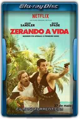 Zerando a Vida Torrent 2016 720p 1080p WEBRip Dual Áudio