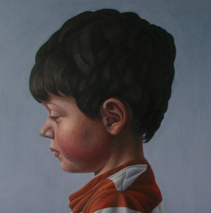 Ирландский художник. Connor Maguire
