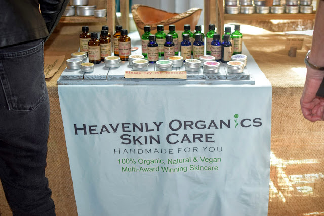 Heavenly Organics Skin Care, vegan skincare,  Good Carma, vegan parmesan, Absolutely Fabulous Vegan Festival, vegan, fayre, lifestyle, food, vegan pie, Mr Nice Pie, Pembrokeshire, vegan cheese, dairy free, gary,