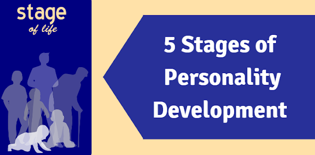 Freud's 5 Stages of Personality Development