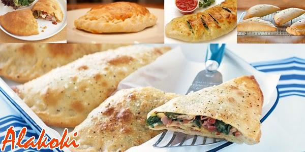 Resep Cake Calzone dan Cara Membuat Calzone Resep Membuat Calzone dan Cara Membuat