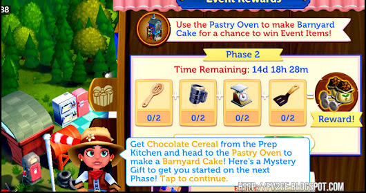 FarmVille 2: Country Escape Confectionery Event - Phase 2