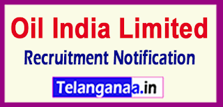 Oil India Limited Recruitment Notification 2017 Last Date 31-05-2017