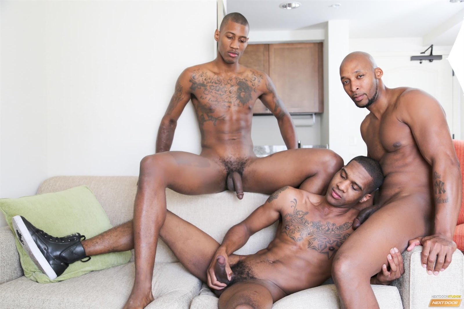 black gay hot man porn