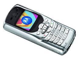Spesifikasi Handphone Motorola C350