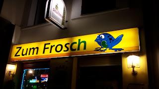 Zum Frosch in Berlin