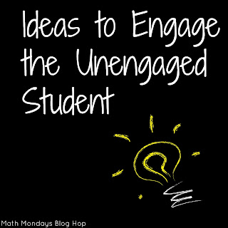 This week for Doc Running's blog hop, we are sharing strategies for engaging the unengaged students in our classes.  I would like to share a personal story that still brings tears to my eyes when I recall the events of last spring.