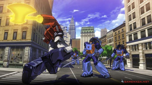 Transformers Devastation Gameplay Screenshot 1