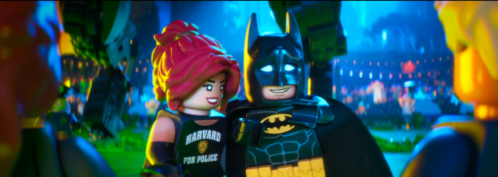 "Review of ""The LEGO Batman Movie."""