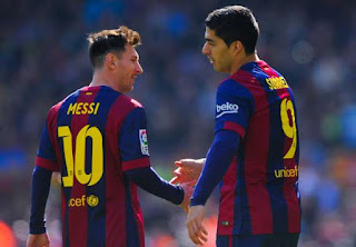 Messi and Suárez nominated for UEFA Best Player in Europe Award