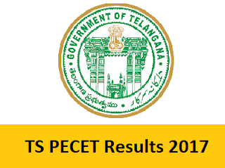 TS PECET Results 2017